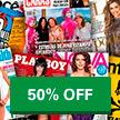 Abril - 50%OFF